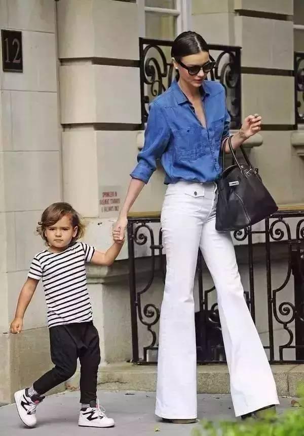 白裤子显胖?NO!这样穿搭,你也能又高又瘦! 服饰潮流 图10
