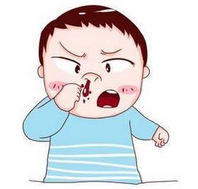 孩子流鼻血