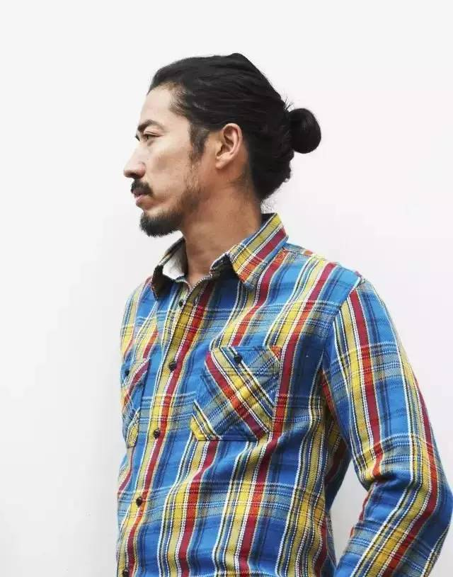 发型|长发又不惹你,反正这几个发型能让你与众不同 男士时尚 图11