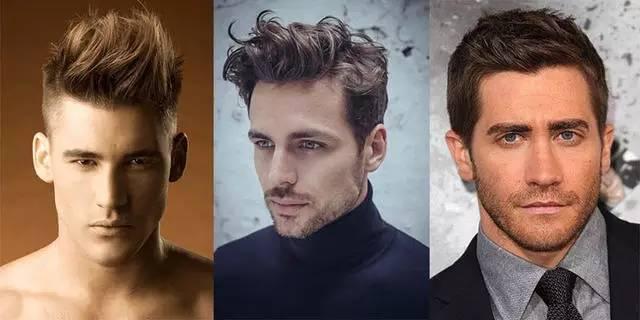 怎么认识男士7种脸型,该怎么挑选合适的发型! 美容护肤 图10