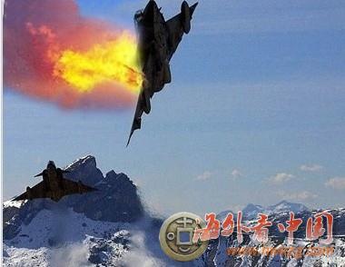 印战机嚣张进西藏被击落(组图)