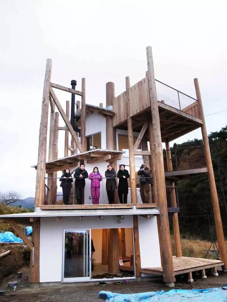 伊东丰雄的上海展览可以让你更好理解这个在灾民安置点建公共空间的建筑师 行业新闻 丰雄广告第4张