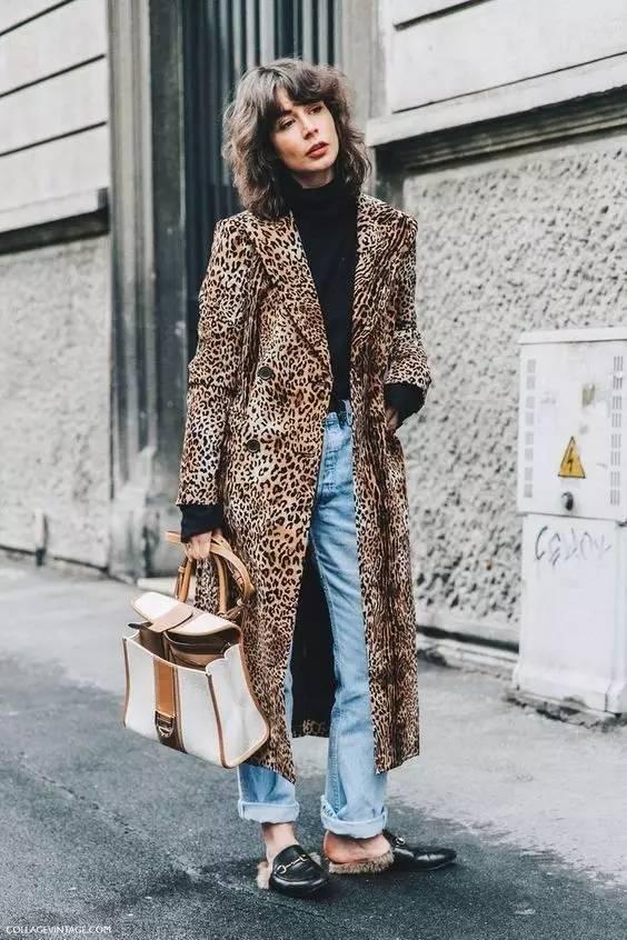 这三款平底鞋配大衣,经典又时髦,绝对是气场十足! 服饰潮流 图48