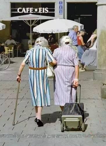 闺蜜,等我们老了,就这样过吧 生活方式 图8