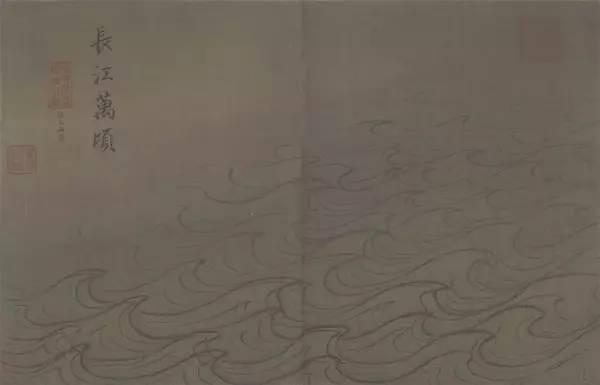 何为中国的 永生 马远的水图 李嵩的骷髅 威尼斯双年展中国馆