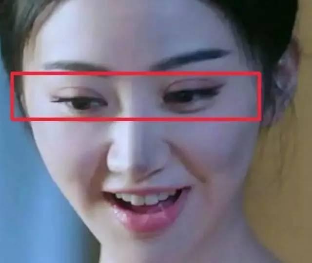 李小璐眼皮宽窄切换自如,秦海璐啥时候割了她价值百万的单眼皮? 美容护肤 图10