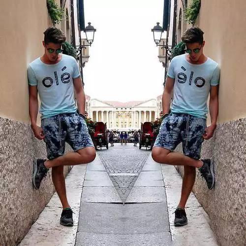 男士夏季短裤怎么搭配,解放双腿玩转时尚。 服饰潮流 图4