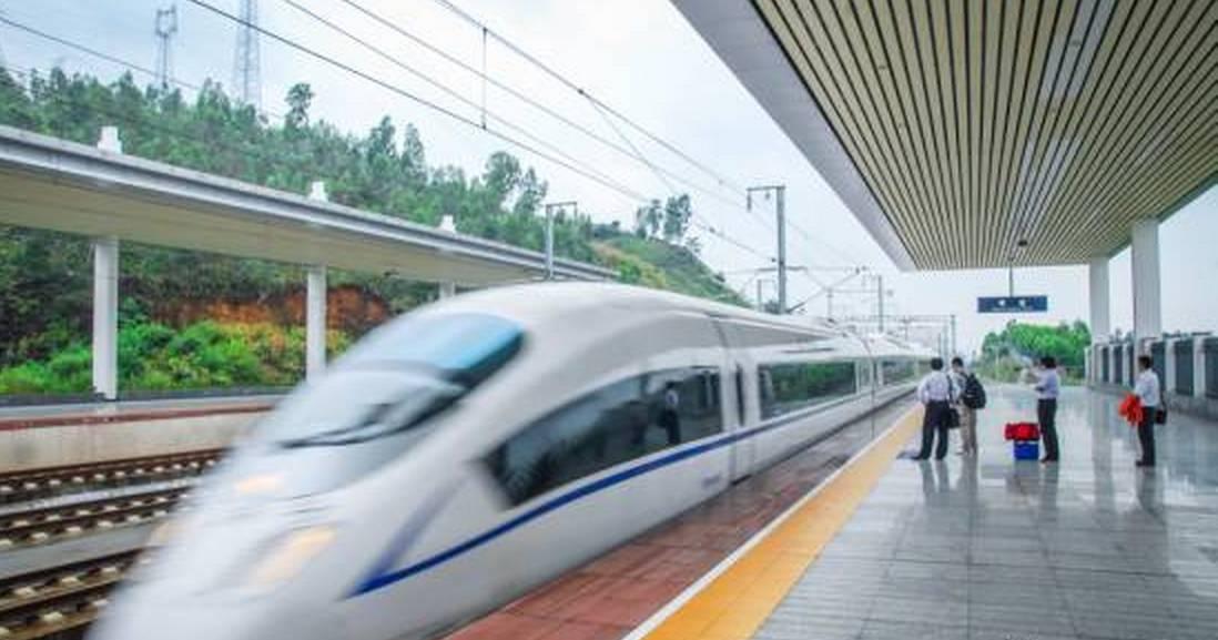 远 怀 化 高铁过境邵阳 会在邵阳哪里设站呢图片