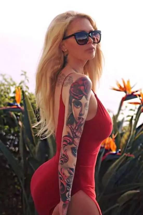 Tattoo & girl 生活方式 图6