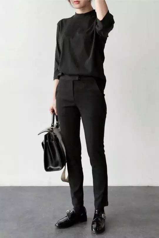 记住!永远不要盲目追赶时髦~适合你的才是最时尚的! 服饰潮流 图17