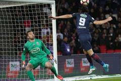 法国杯-天使2助攻卡瓦尼破门 巴黎5-0胜摩纳哥