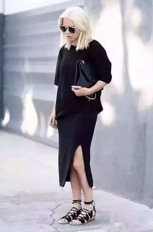 女人千万别乱穿开叉裙,要穿就穿最漂亮的! 服饰潮流 图9