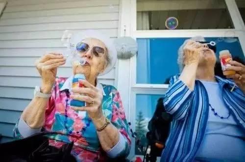 闺蜜,等我们老了,就这样过吧 生活方式 图14