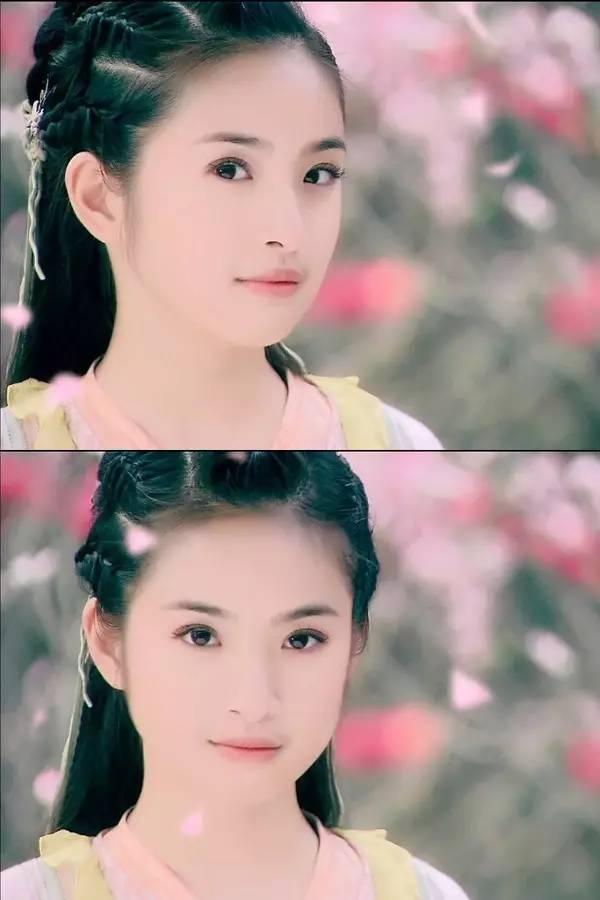 """""""17岁""""的林依晨画风突变!唯一不变的是童颜 美容护肤 图13"""
