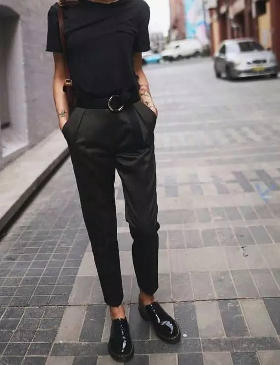 记住!永远不要盲目追赶时髦~适合你的才是最时尚的! 服饰潮流 图16