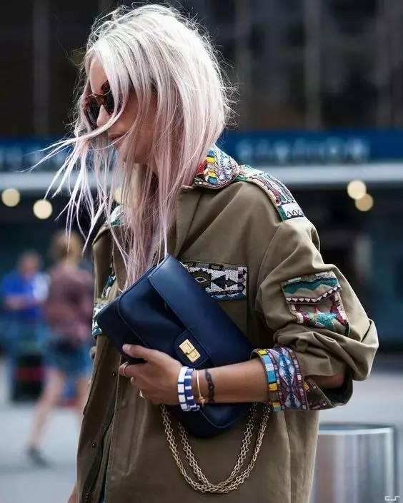 记住!永远不要盲目追赶时髦~适合你的才是最时尚的! 服饰潮流 图20