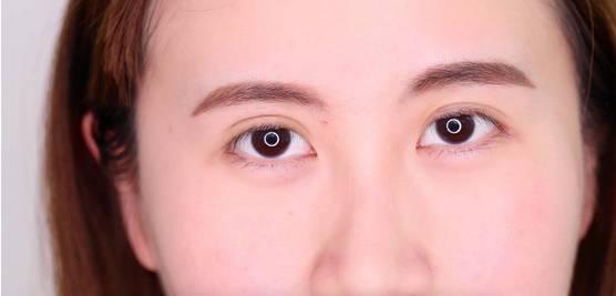 李小璐眼皮宽窄切换自如,秦海璐啥时候割了她价值百万的单眼皮? 美容护肤 图45