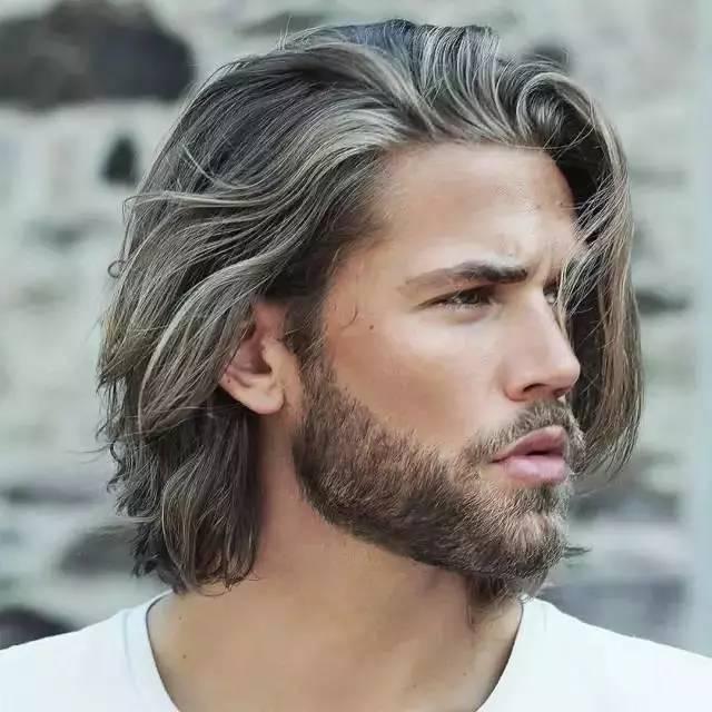 发型|长发又不惹你,反正这几个发型能让你与众不同 男士时尚 图1