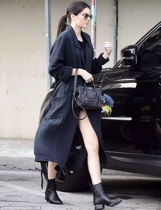 这三款平底鞋配大衣,经典又时髦,绝对是气场十足! 服饰潮流 图65