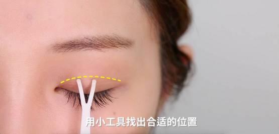 李小璐眼皮宽窄切换自如,秦海璐啥时候割了她价值百万的单眼皮? 美容护肤 图16