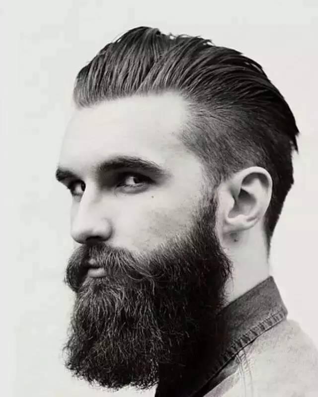 发型|长发又不惹你,反正这几个发型能让你与众不同 男士时尚 图26