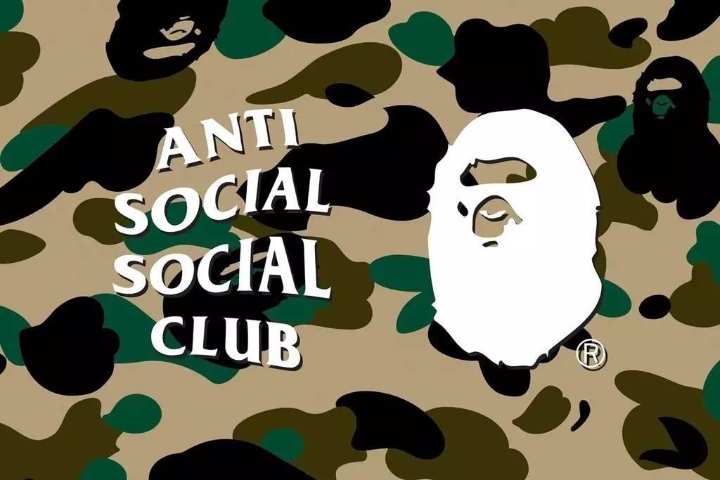 多个联名企划来袭-BAPE x Anti Social Social Club 即将登场 服饰潮流 图26