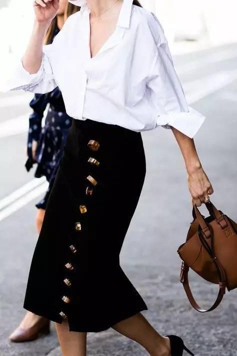 记住!永远不要盲目追赶时髦~适合你的才是最时尚的! 服饰潮流 图8