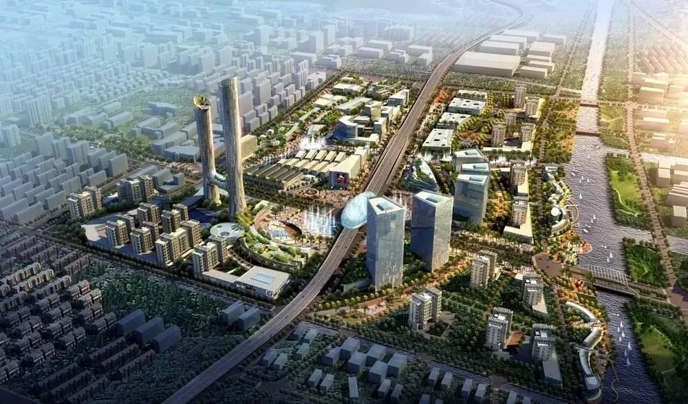 【热点】雄安1+N规划,城市设计全球招标