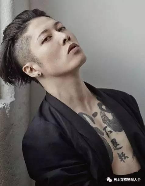 亚洲型男2017流行发型4大经典款 男士时尚 图6