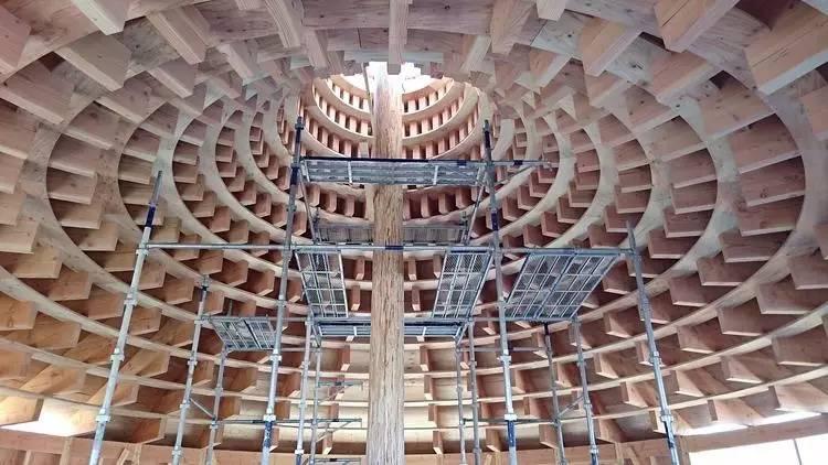 伊东丰雄的上海展览可以让你更好理解这个在灾民安置点建公共空间的建筑师 行业新闻 丰雄广告第13张