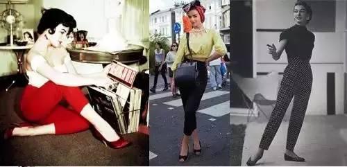 让腿变长变瘦变直的烟管裤,谁穿谁时髦! 服饰潮流 图2
