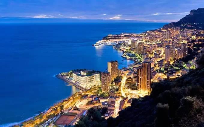 摩纳哥人均gdp_摩纳哥王妃夏琳