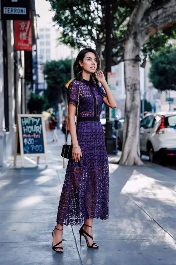 这是夏季最有女人味的一条连衣裙! 服饰潮流 图32