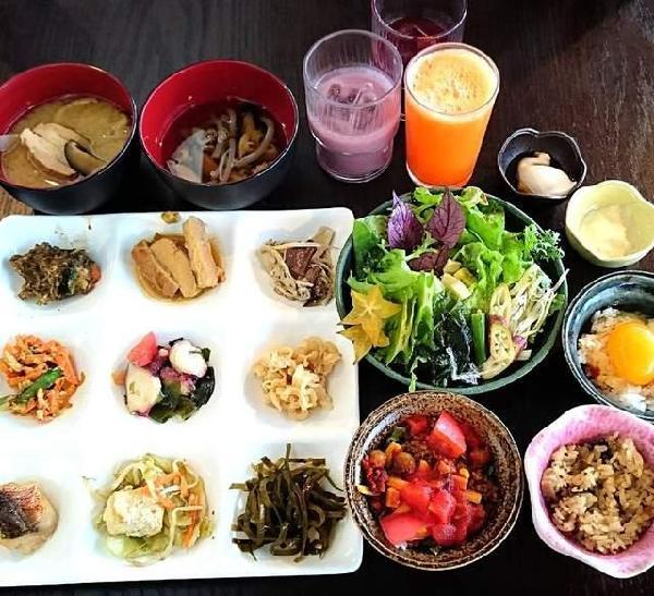 旅游网站评选《日本早餐最好吃的饭店》