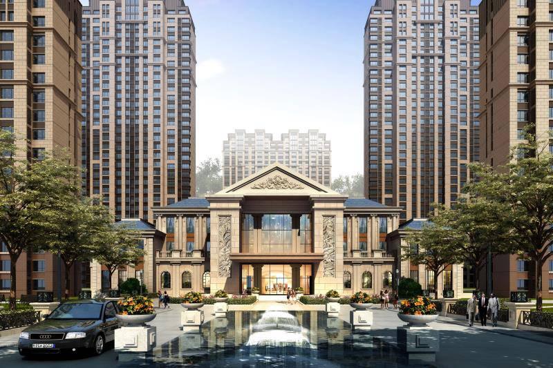美的梧桐林语,美的幸福时光,美的果园里等经典楼盘,为邯郸城市化建设