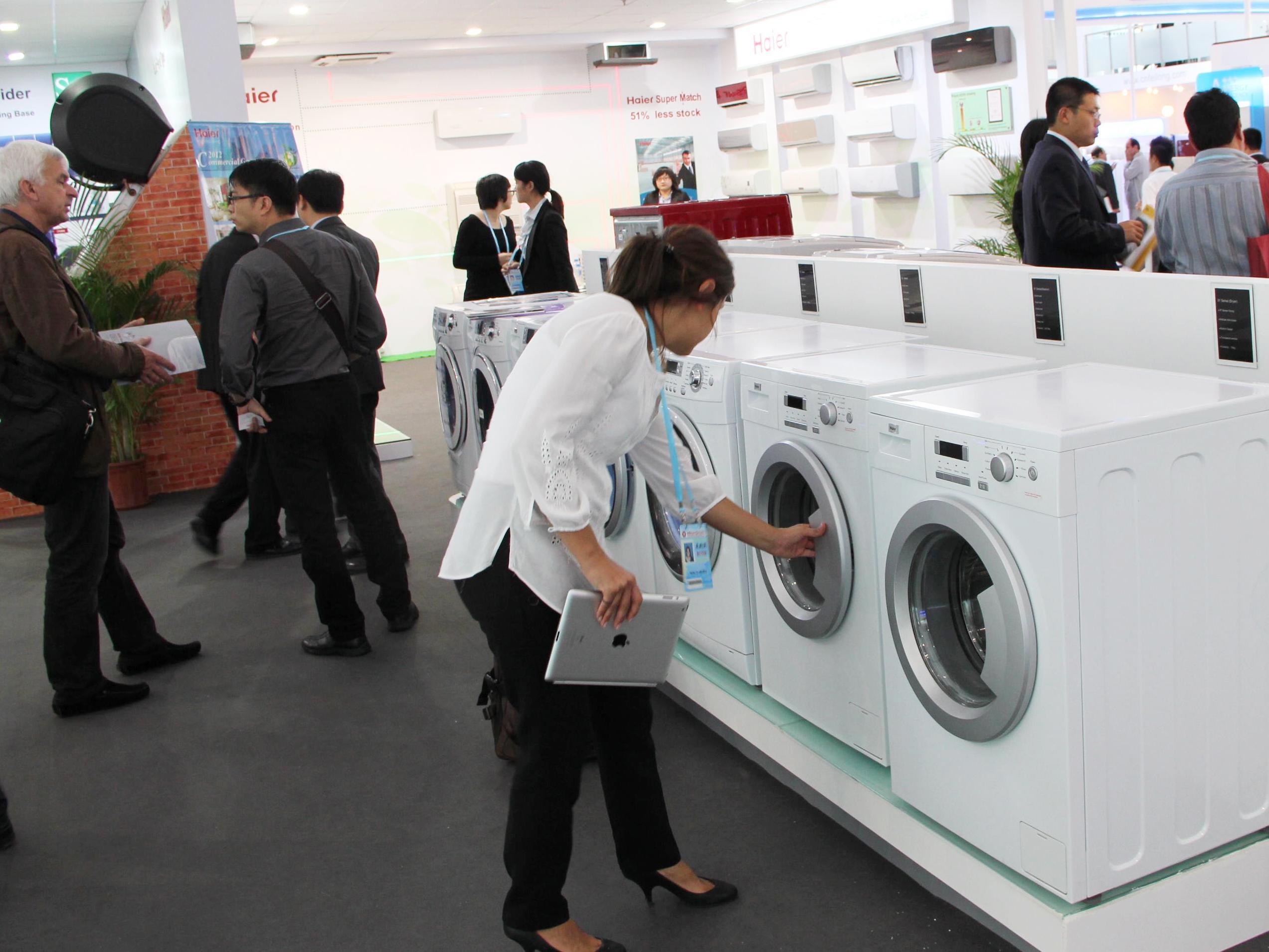 宋清辉:家电业运行情况优于中国工业整体情况