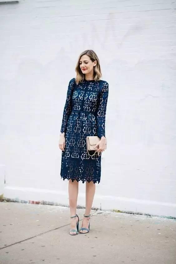 这是夏季最有女人味的一条连衣裙! 服饰潮流 图31