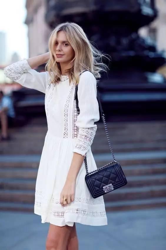这是夏季最有女人味的一条连衣裙! 服饰潮流 图20