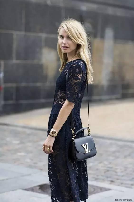 这是夏季最有女人味的一条连衣裙! 服饰潮流 图29