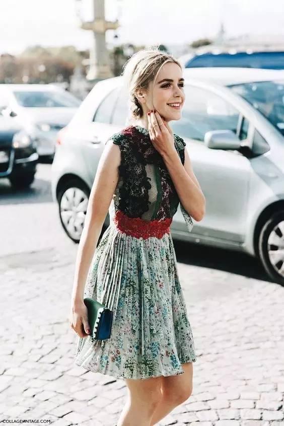 这是夏季最有女人味的一条连衣裙! 服饰潮流 图38