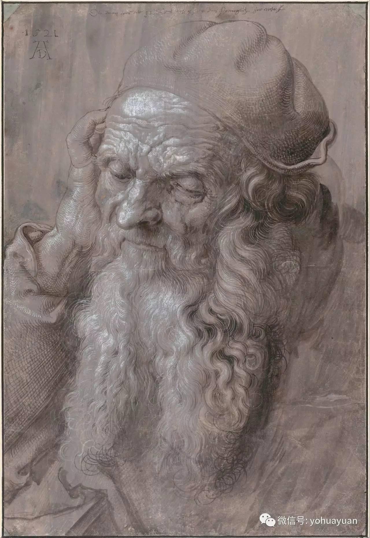 大师的素描如何影响油画历史