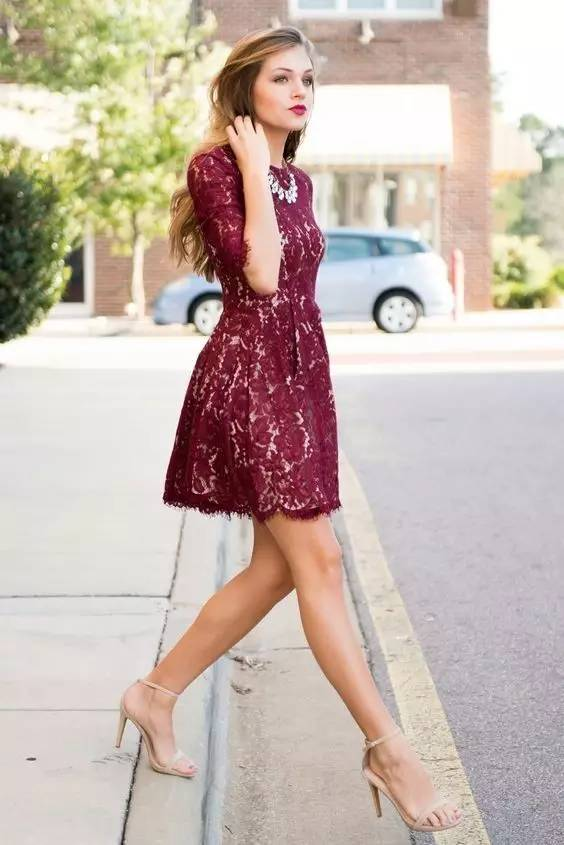 这是夏季最有女人味的一条连衣裙! 服饰潮流 图25