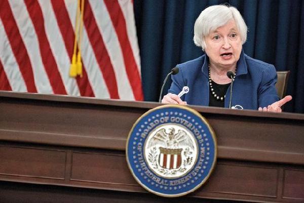 美元与美联储的双簧