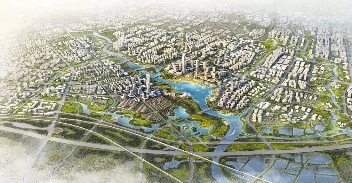 肥东县规划图高清