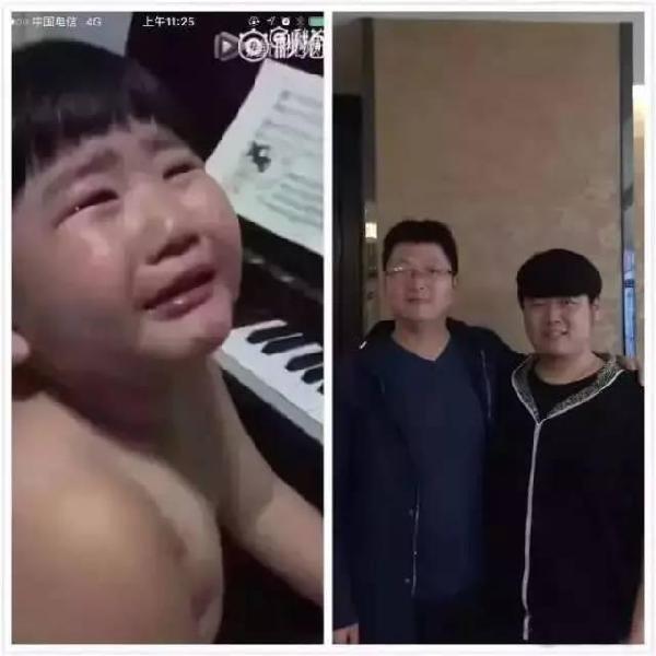 小时候逼着我学钢琴、背古诗的妈妈,谢谢您!