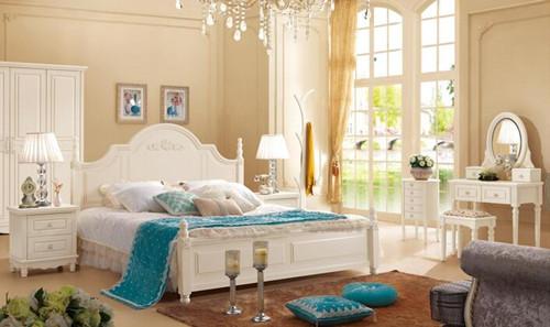 韩式卧室装修效果图 温馨甜蜜的韩式设计