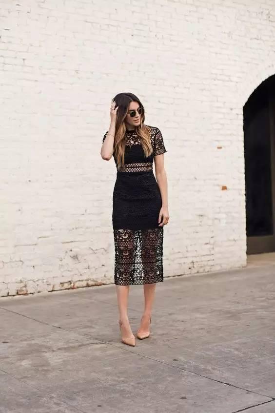 这是夏季最有女人味的一条连衣裙! 服饰潮流 图22
