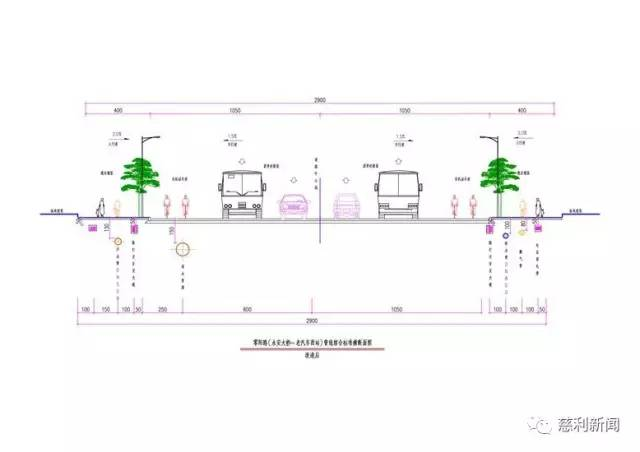 【防涝】慈利县城综合公示排水建设项目第一期不二家vi设计图片