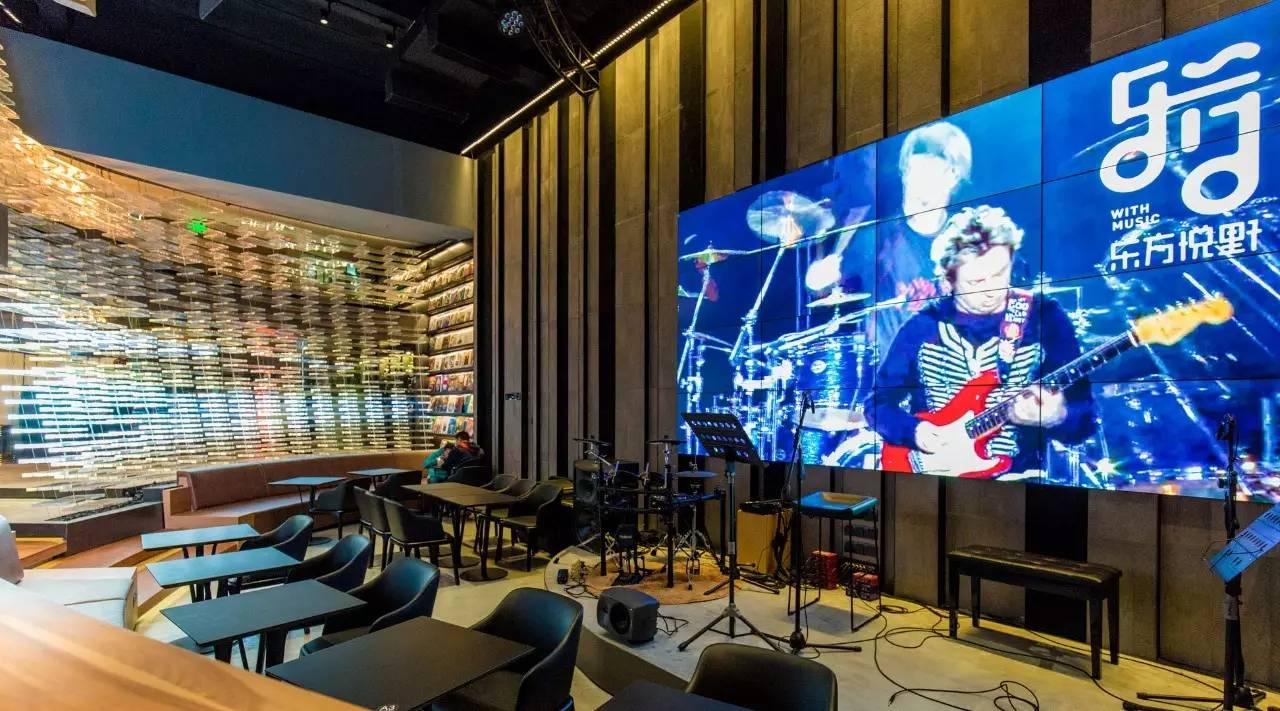 藏在创意园里的专业音乐空间,集k歌驻唱西餐集市于一体,目测要火了!