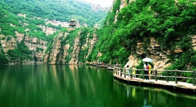 新安县青要山旅游度假区已经开业,自2017年 4月25日起,持